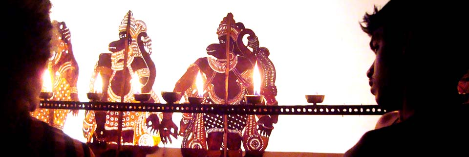 Kerala puppetry Play