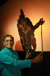 Tholpavakoothu  Artist